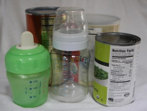 BPA Bottles and Cans